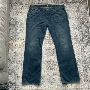 "Men's 7 for all mankind ""brett"""